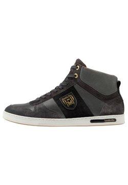 Pantofola d'Oro - MILITO UOMO MID - Sneakers hoog - dark shadow