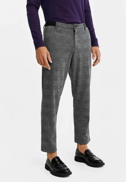 WE Fashion - MET RUITDESSIN - Chinot - blended dark grey
