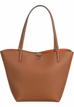 Guess - Shopping Bag - cognac/rust