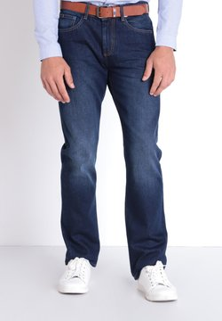 BONOBO Jeans - Straight leg jeans - raw denim
