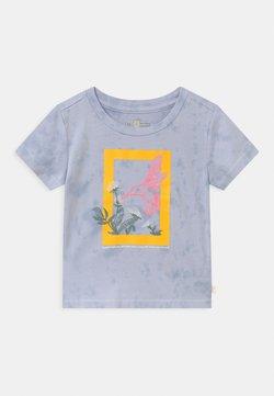 GAP - TODDLER GIRL NATIONAL GEOGRAPHIC - T-shirt print - blue