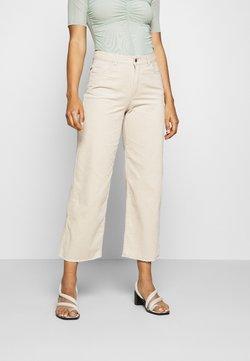 JDY - JDYKIRA LIFE  - Pantalon classique - beige