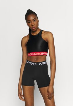 Nike Performance - SHORT - Tights - black