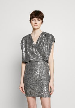 Just Cavalli - Vestito elegante - light grey