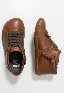 Camper - PEU CAMI KIDS WARM LINING - Sportlicher Schnürer - medium brown