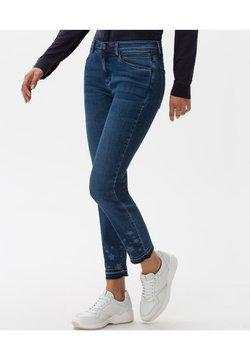 BRAX - STYLE SHAKIRA S - Jeans Skinny Fit - used regular blue