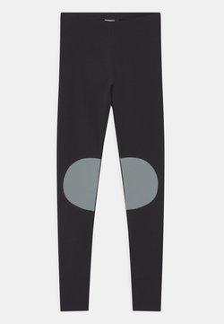 Papu - PATCH UNISEX - Legging - black