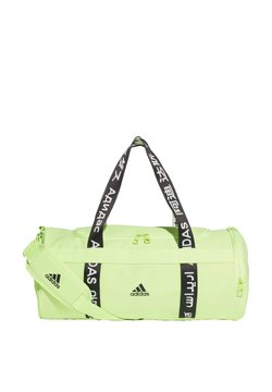 adidas Performance - 4ATHLTS DUFFEL BAG SMALL - Sporttasche - green