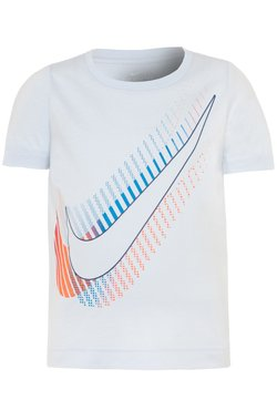 Nike Sportswear - T-shirt imprimé - football grey