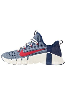 Nike Performance - FREE METCON 3 AMP - Trainings-/Fitnessschuh - deeproyal blue/gym red/deep royal blue