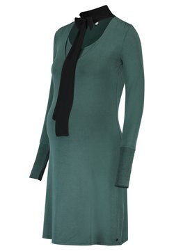 Esprit Maternity - Robe chemise - dark teal green