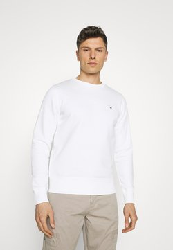 GANT - ORIGINAL C NECK - Sweatshirt - eggshell