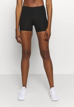 Cotton On Body - HIGHWAISTED SHORTIE SHORT - Tights - core black