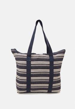 DAY ET - GWENETH HORIZANA BAG - Shoppingväska - navy blazer