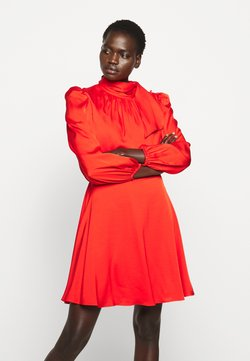 Milly - STRETCH ADELE DRESS - Cocktailkjole - red