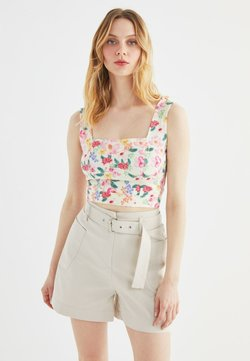 Trendyol - Bluse - white