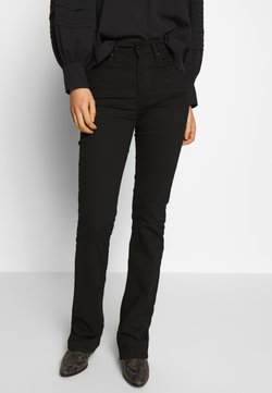Levi's® - 725 HIGH RISE BOOTCUT - Bootcut-farkut - black sheep