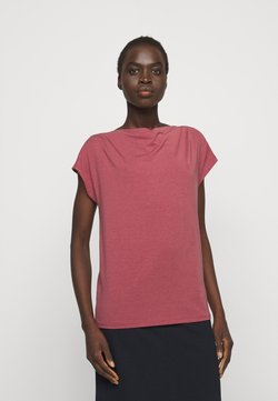 WEEKEND MaxMara - MULTID - T-Shirt basic - dunkelmauve