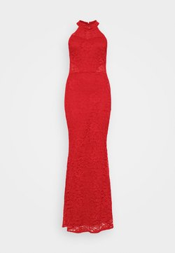 WAL G. - ARYA HALTER NECK DRESS - Suknia balowa - red