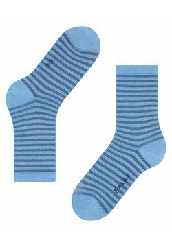 FALKE - FLASH - Socken - sky blue