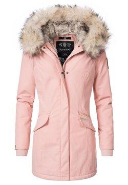Navahoo - CRISTAL - Wintermantel - light pink