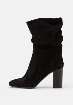 Minelli - High Heel Stiefel - noir