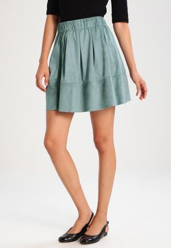 Moves - KIA - A-line skirt - adriatic blue