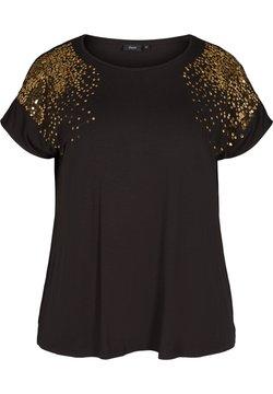 Zizzi - T-Shirt print - black