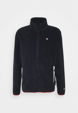 Champion Reverse Weave - FULL ZIP - Veste polaire - dark blue