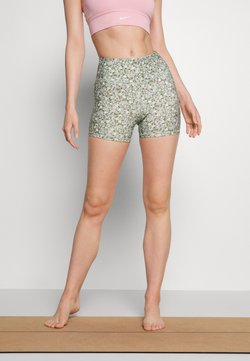 Cotton On Body - GET CHEEKY SHORTIE SHORT - Tights - wild oregano