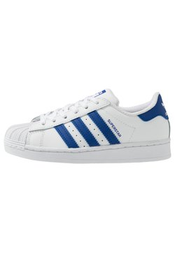 adidas Originals - SUPERSTAR  - Sneakers laag - footwear white/royal blue
