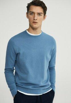 Massimo Dutti - Jumper - light blue