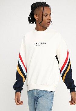 Kaotiko - UNISEX - Sweatshirt - white