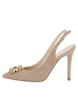 Evita - High Heel Pumps - nude