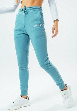 Hype - SIGNATURE - Jogginghose - mint