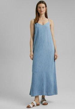 Esprit - Maxikleid - blue bleached