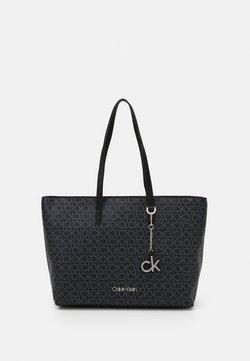 Calvin Klein - Torebka - black