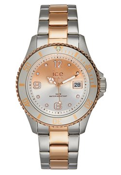 Ice Watch - Watch - silver-coloured/rosègold-coloured