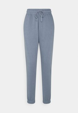 Cotton On Body - LIFESTYLE GYM TRACK PANTS - Jogginghose - blue jay