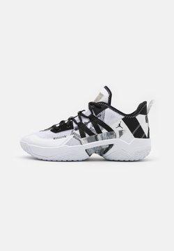 Jordan - ONE TAKE II - Chaussures de basket - white/black/wolf grey