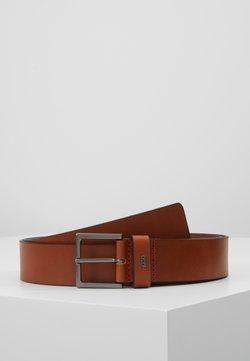 HUGO - GIOVE - Belt - medium brown