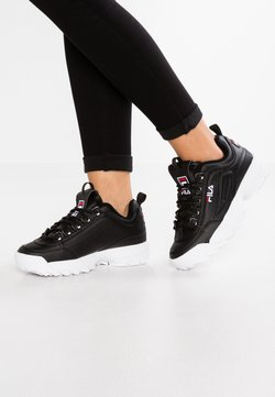 Fila - DISRUPTOR - Baskets basses - black