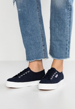 Superga - COTU - Sneaker low - navy/white