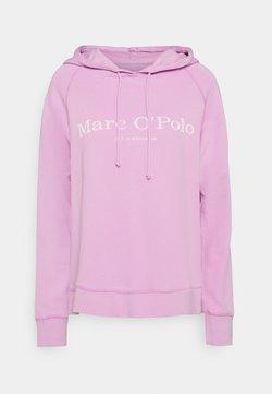 Marc O'Polo - RAGLAN SLEEVE HOODED - Kapuzenpullover - breezy lilac