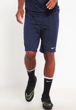 Nike Performance - DRY ACADEMY - Pantalón corto de deporte - obsidian/white