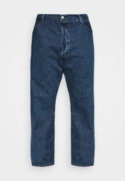 Levi's® Plus - 501® ORIGINAL - Jeans relaxed fit - stonewash
