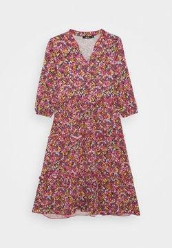 LMTD - NLFKALISA LONG DRESS - Jerseykleid - azalea pink