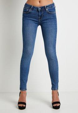 Pepe Jeans - DUA LIPA X PEPE JEANS - Jeans Skinny Fit - blue
