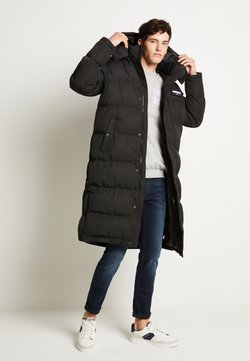 Jack & Jones - JORSPECT PUFFER - Parka - black