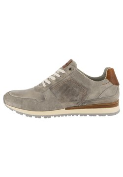 Travelin - WELTON - Sneaker low - light grey
